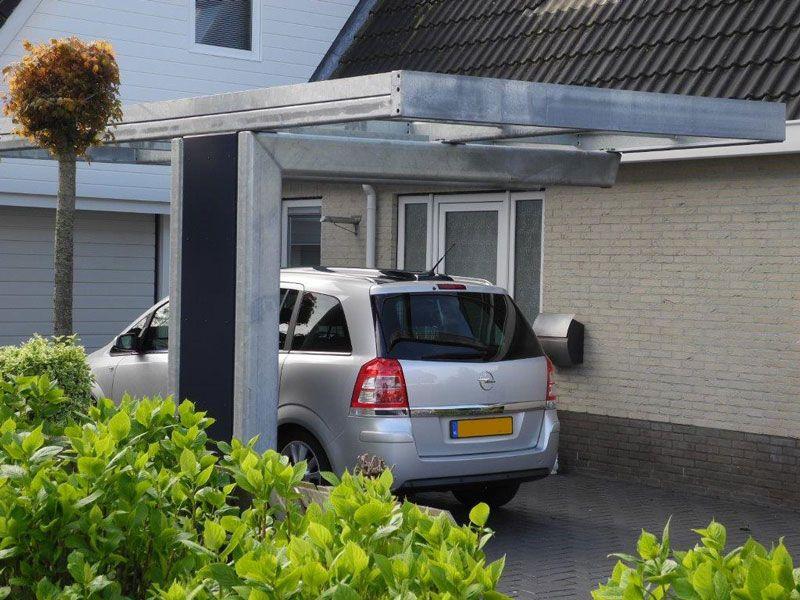 carport glazen dak   Bouwen   Pinterest
