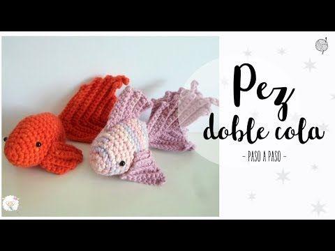 Amigurumi | Nemo en Crochet, Tsum Tsum | Bibi Crochet 2017 - YouTube ...