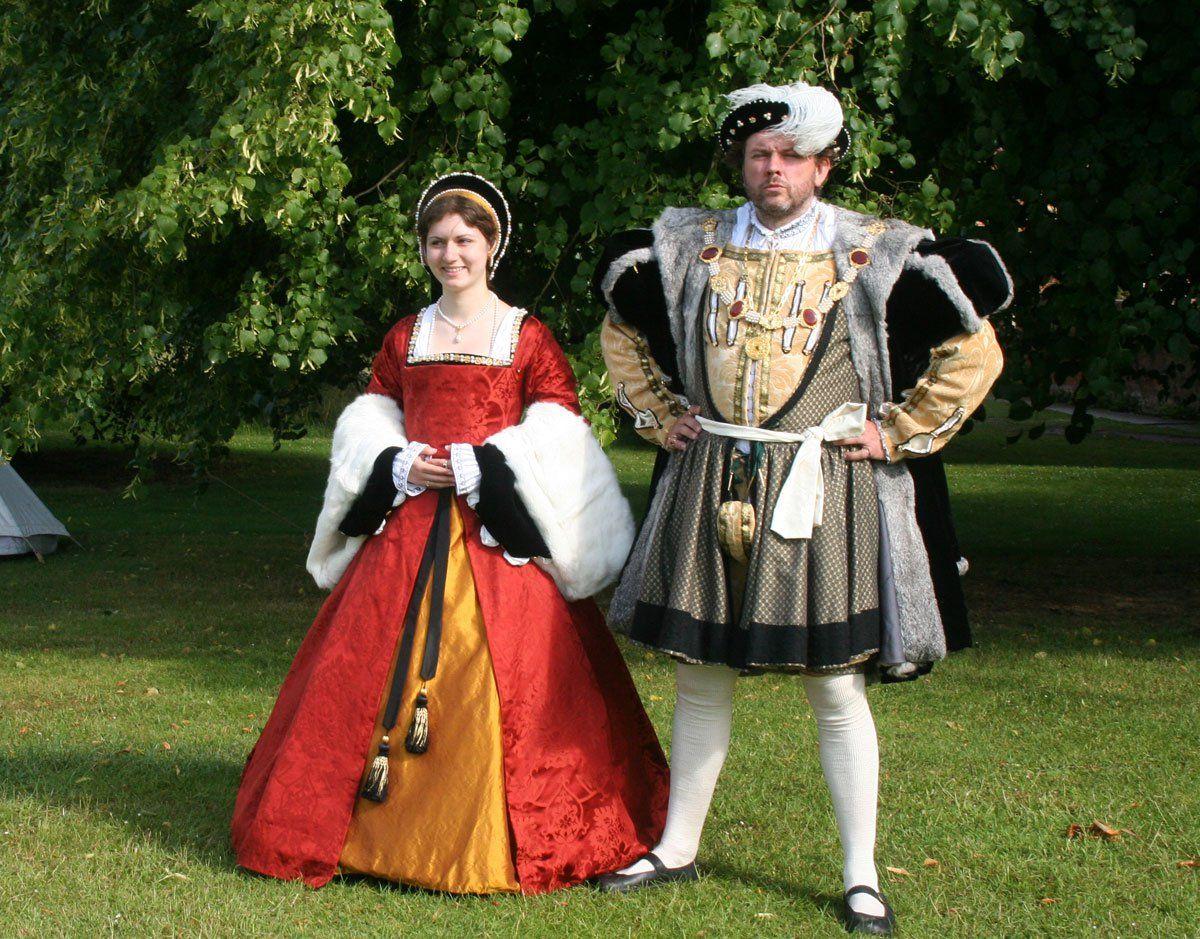 Elizabethan Era Wedding Rings