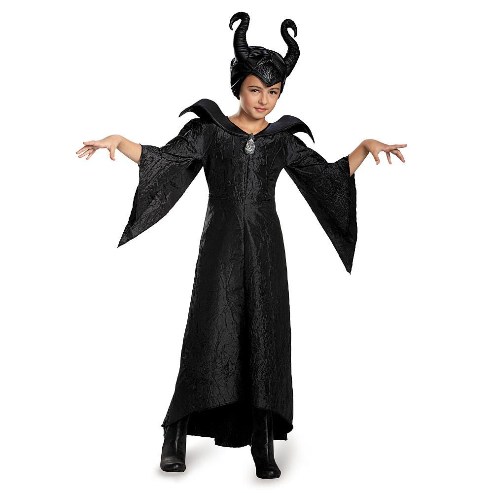 disney maleficent black christening gown halloween costume toysrus