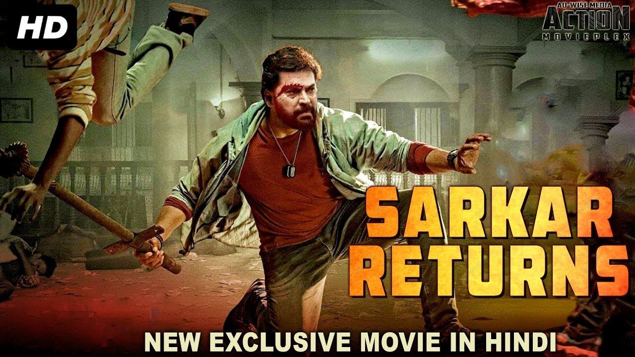 Sarkar Raj (2018) Hindi Dubbed 720p HDRip x264 900MB