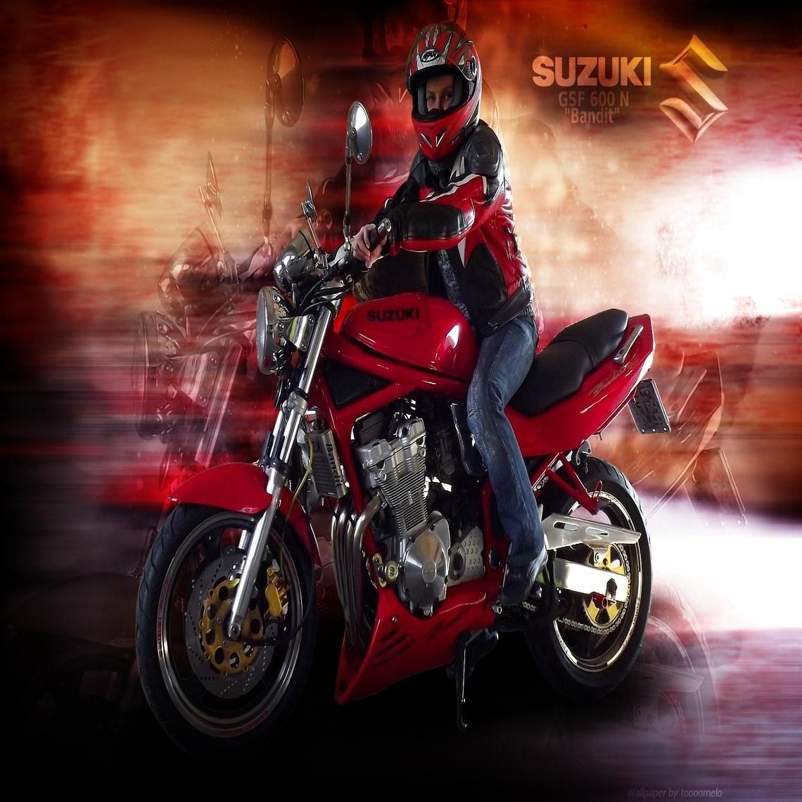Suzuki GSF 600 N Bandit