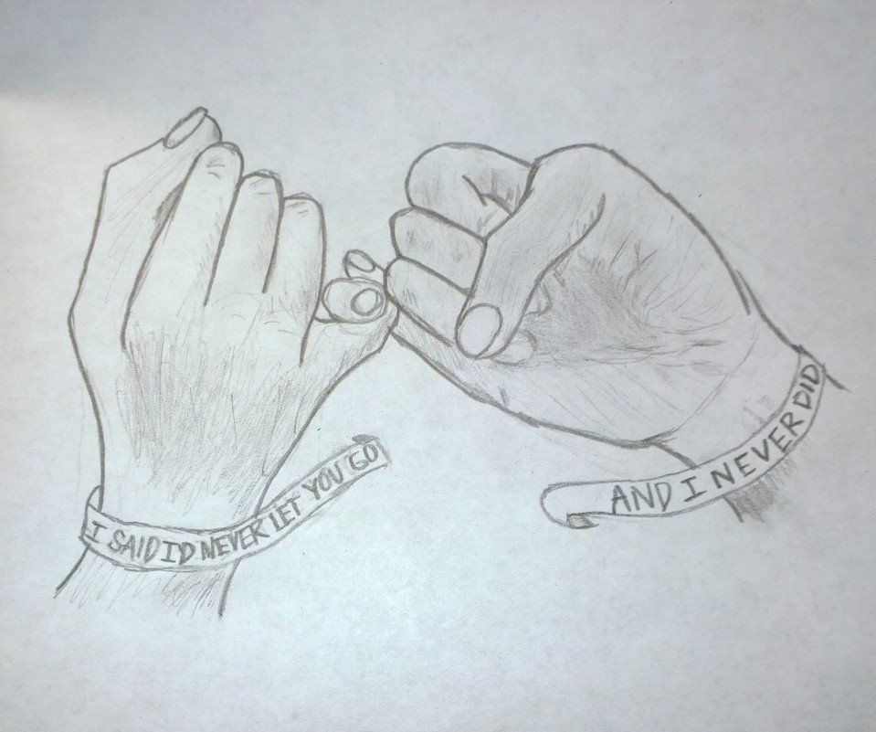 A Day To Remember Drawing Have Faith In Me Drawings Male Sketch