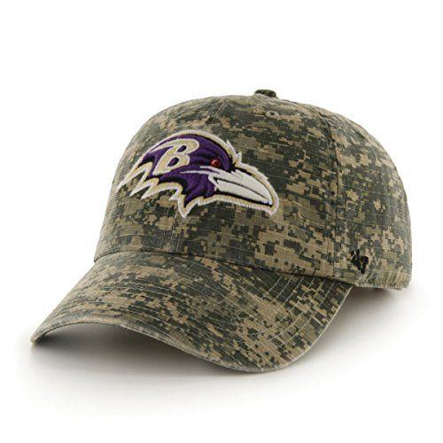 f0bed30e Baltimore Ravens Camo Hats | Cool Baltimore Ravens Fan Gear | Camo ...