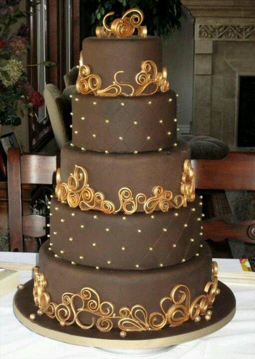 Nice wedding cacke