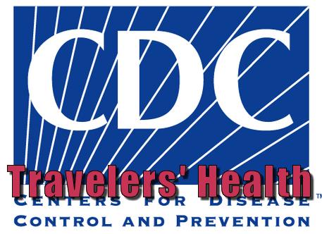 cdc travelers health httpwwwnccdcgovtravel