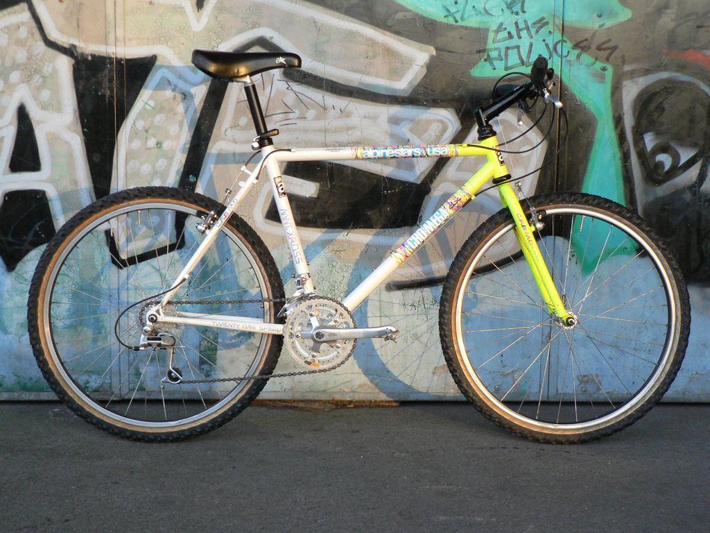 Pin On Vintage Mountain Bikes