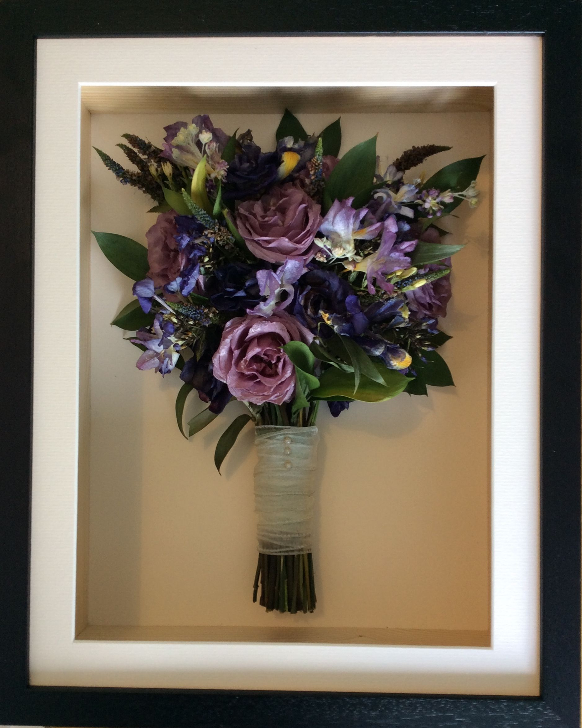 3D Preserved Wedding Bouquet Sarah and Matt\'s Scottish wedding will ...