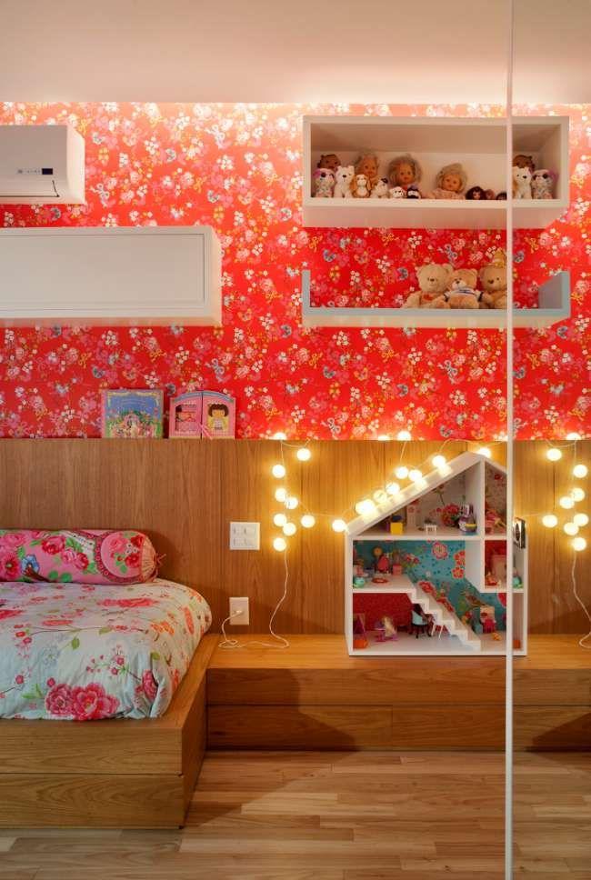 Habitaci n infantil moderna y rom ntica dormitorios - Habitaciones infantiles romanticas ...
