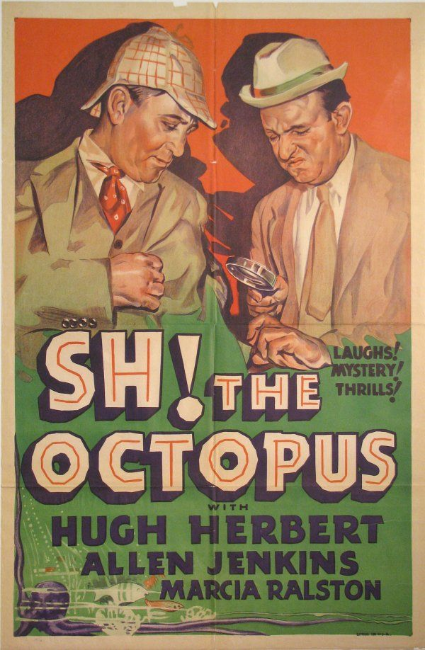 Download Sh! The Octopus Full-Movie Free