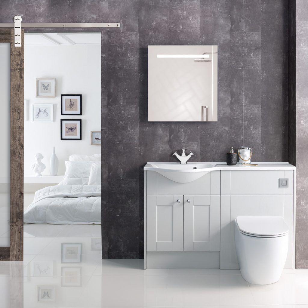 Calypso Bathroom Furniture Chiltern In 2020 Fitted Bathroom