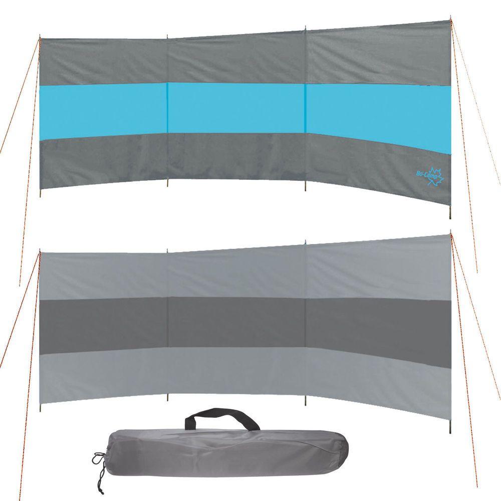 Details zu BOCAMP Camping Windschutz XL Strand Zelt