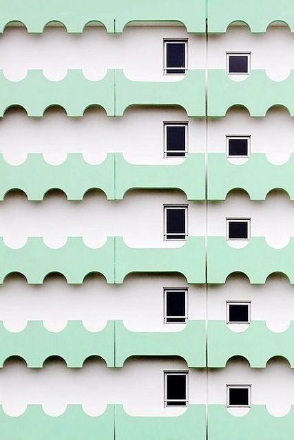 Mint + building