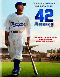 ab80fcaaa45 42 is a biopic about Jackie Robinson