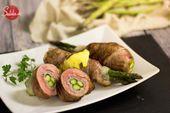 Photo of Asparagus Involtini – green asparagus roulade asparagus Involtini …