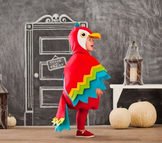 Baby Parrot Costume Pottery Barn Kids Rainforest