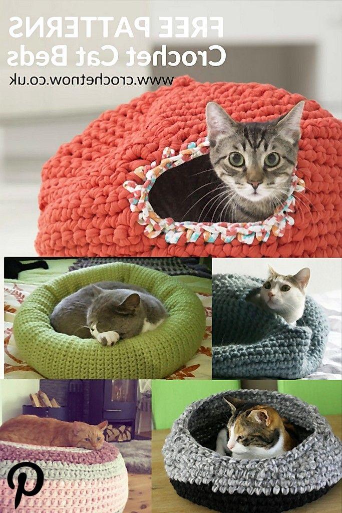 How To Make A Crochet Cat How To Make A Crochet Cat