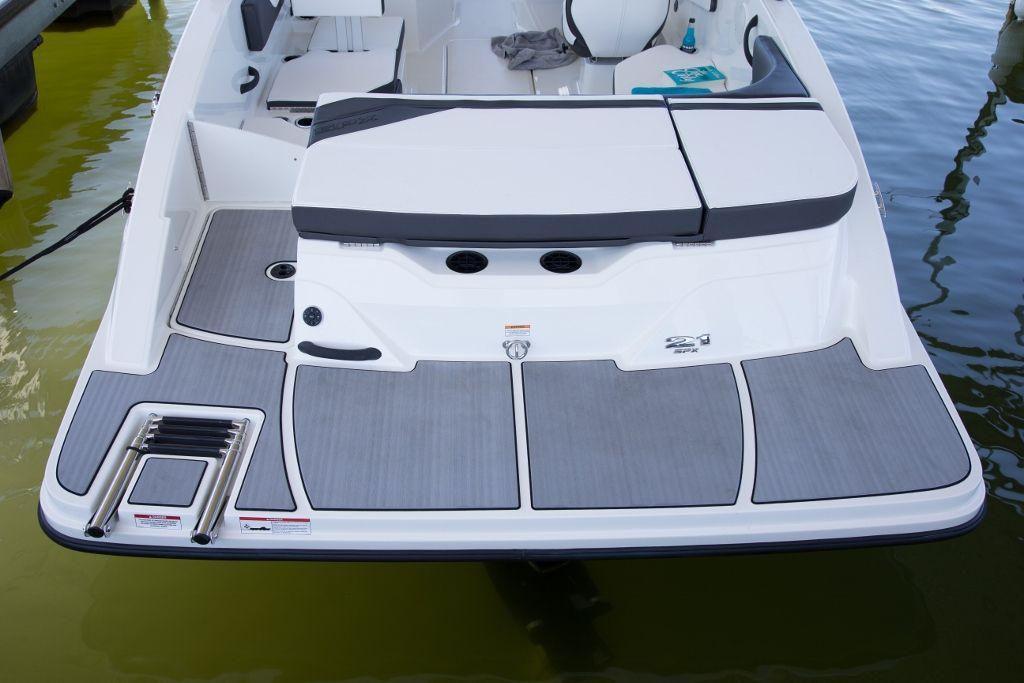 2015 Sea Ray 21 SPX Clarks Landing - Annapolis Area ...