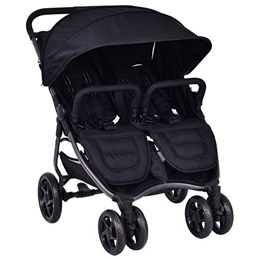Double Pram Target Costzon Double Stroller Ultra Light Aluminum Twin