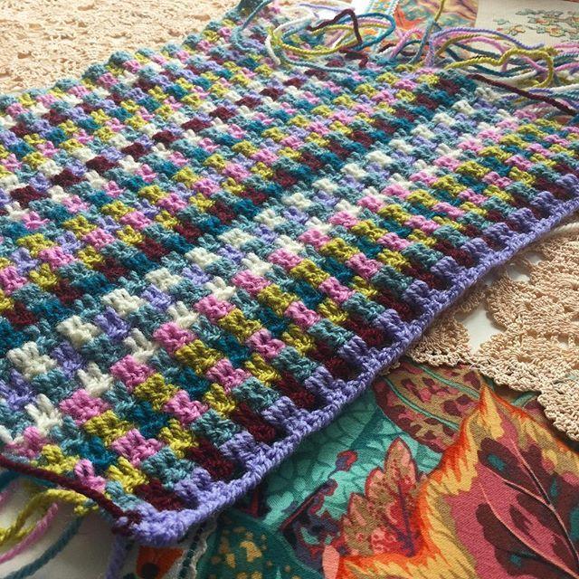 200 New Inspiring Images Celebrating Crochet Brick Stitch