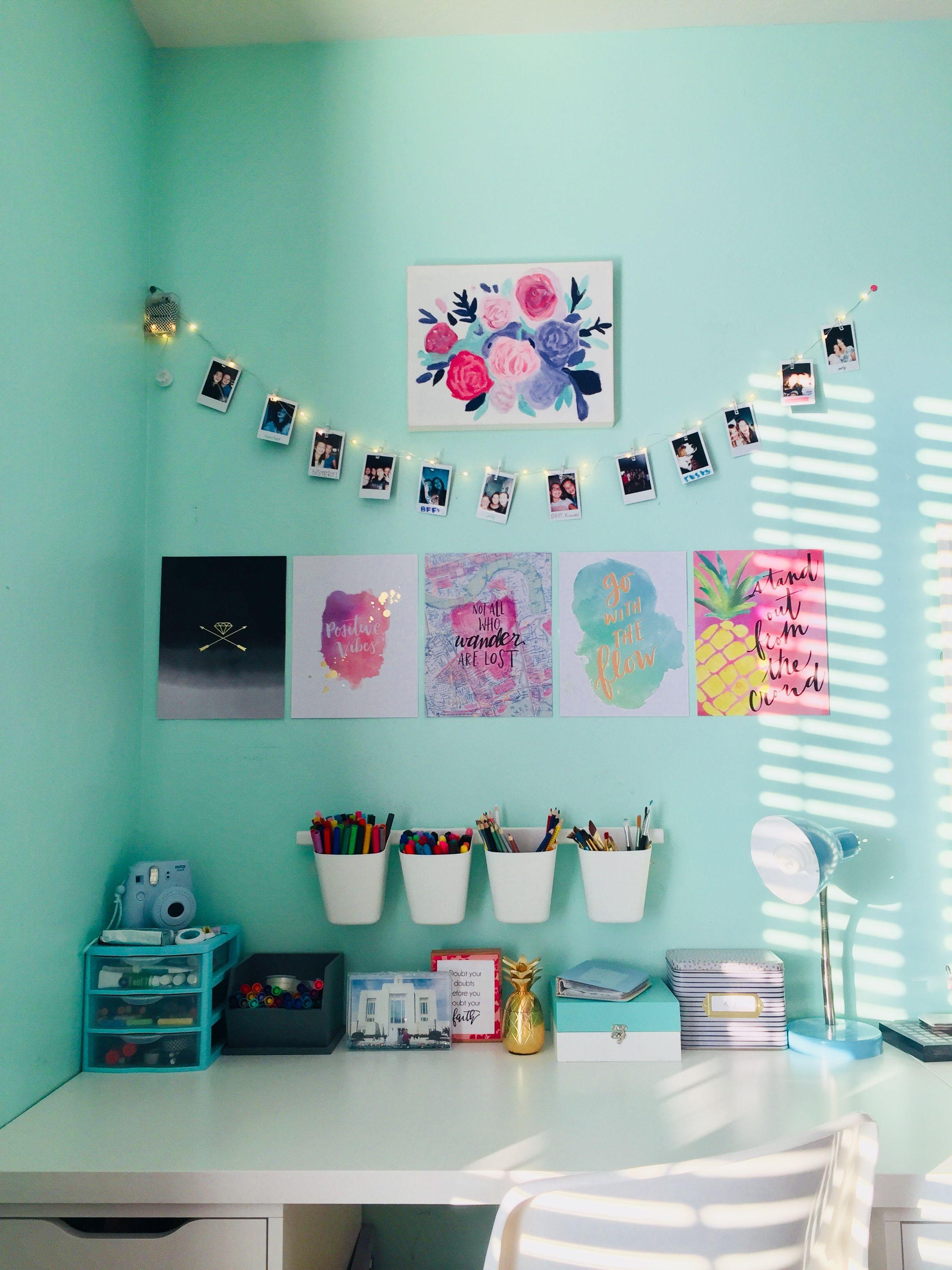 Cute Diy Home Decor Ideas: Big Girl Bedroom In 2019