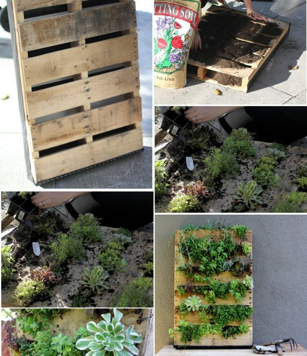 15 Tiny Outdoor Garden Ideas For The Urban Dweller: 15 DIY Ideas For Sprucing Up Your Backyard