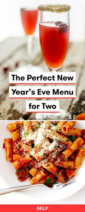 The Perfect New Years Eve Menu For Two New Years Eve Dinner