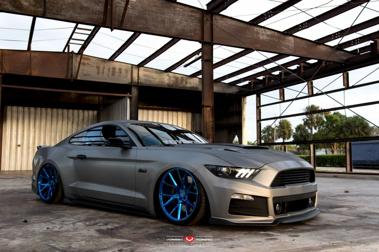 Brian s roush ford mustang gt now bagged https www youtube