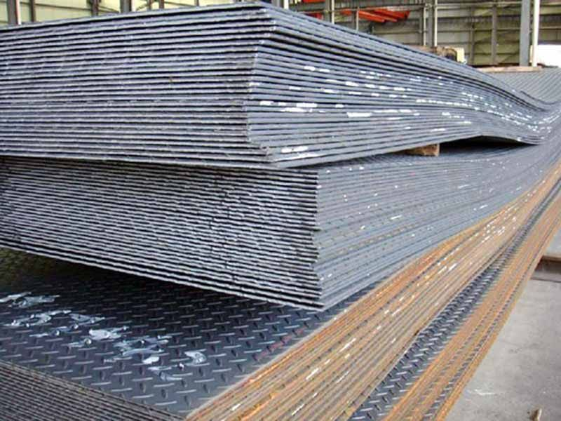 Materials Q235 Q345b Etc Surface Normal Surface Bare Checkered Antiskid Galvanized Technique Cold Rolled Specifications 1 Steel Sheet Cold Rolled Steel