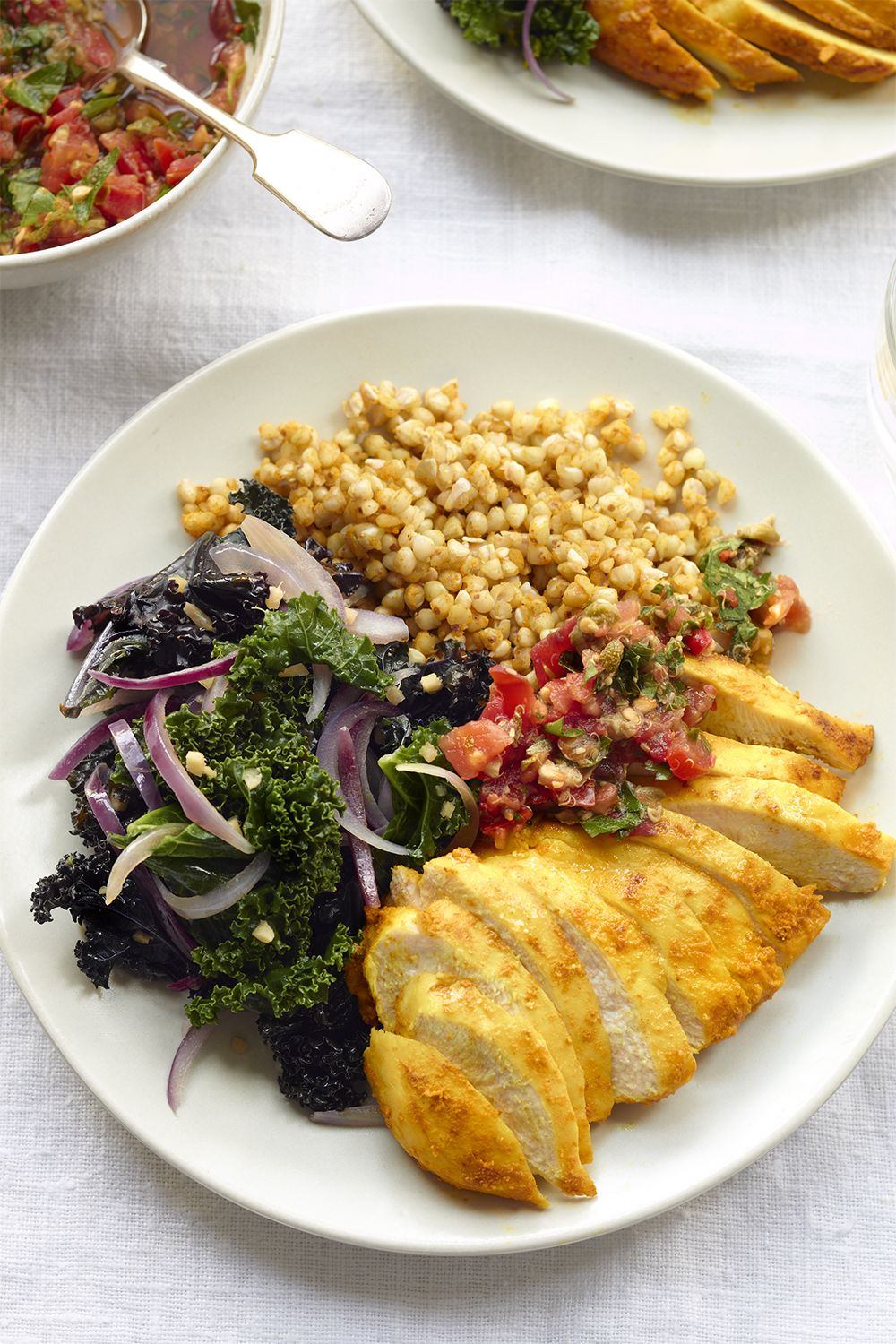 How to speed up your metabolism and tone up without the gym we cant wait to try these sirtfood recipes forumfinder Choice Image