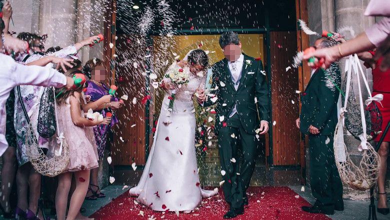 ICYMI: Dan mal la dirección del banquete de bodas para ahorrarse el dinero