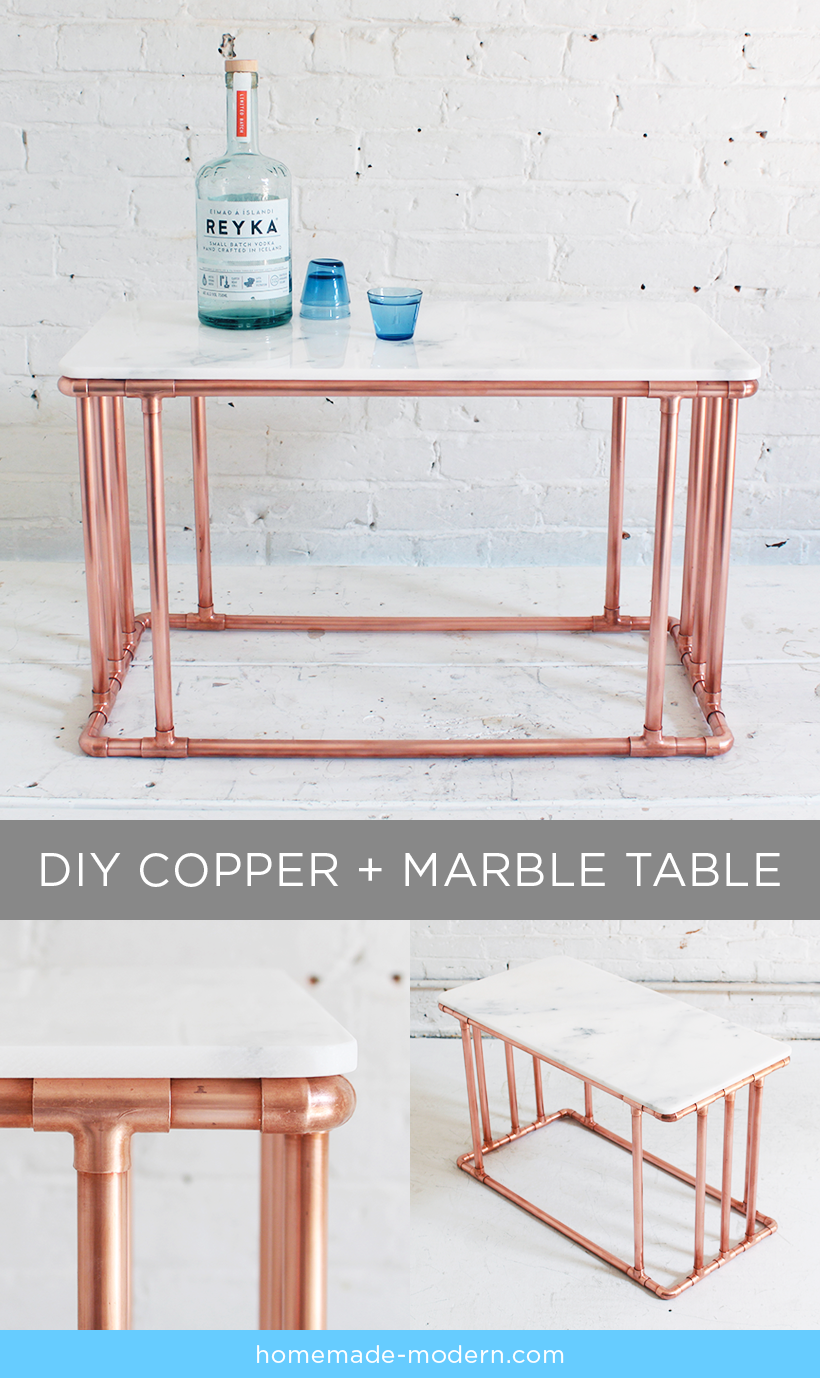 EP80 Copper Marble TablePinteres