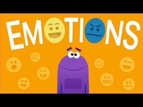 """Feelin' Sad and Blue,"" Songs about Emotions by StoryBots - YouTube"