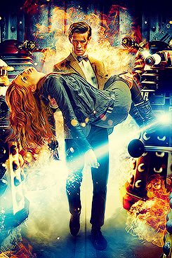 From the Timelord's archive.. The 50th Anniversary of the Doctor and his companions traveling through time and space. http://pinterest.com/timelordarchive/doctor-who-2/
