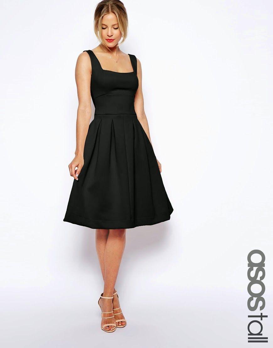 Fotos de vestidos de moda para fiesta
