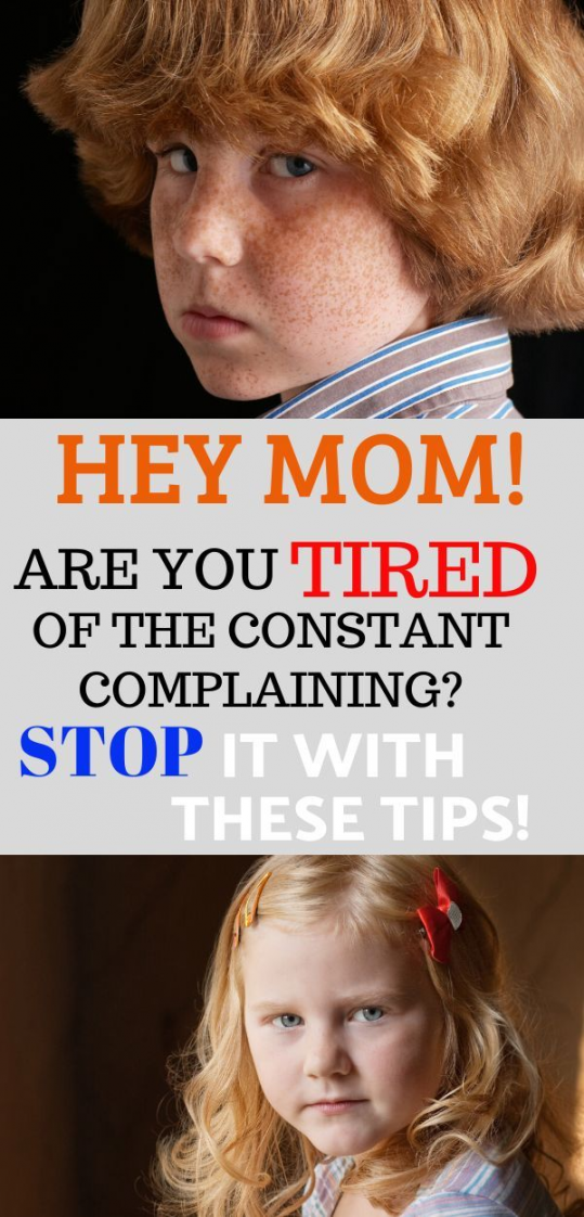 Photo of Are you a parent with whiney and complaining kids? Here is some advice on how to…
