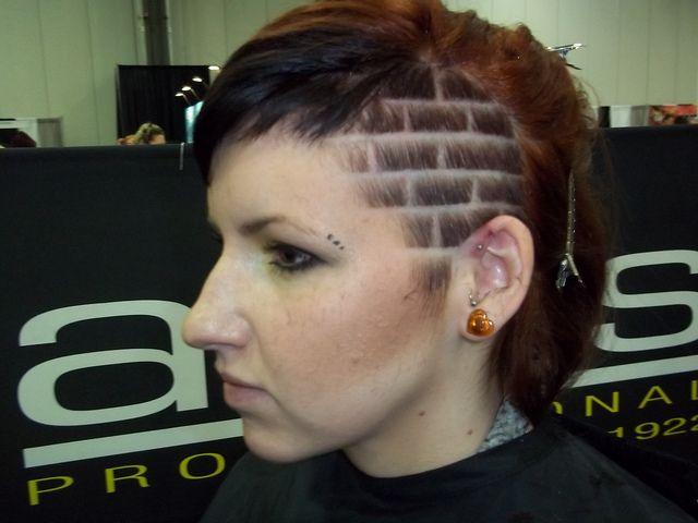 bricklay clipper design 01-hair
