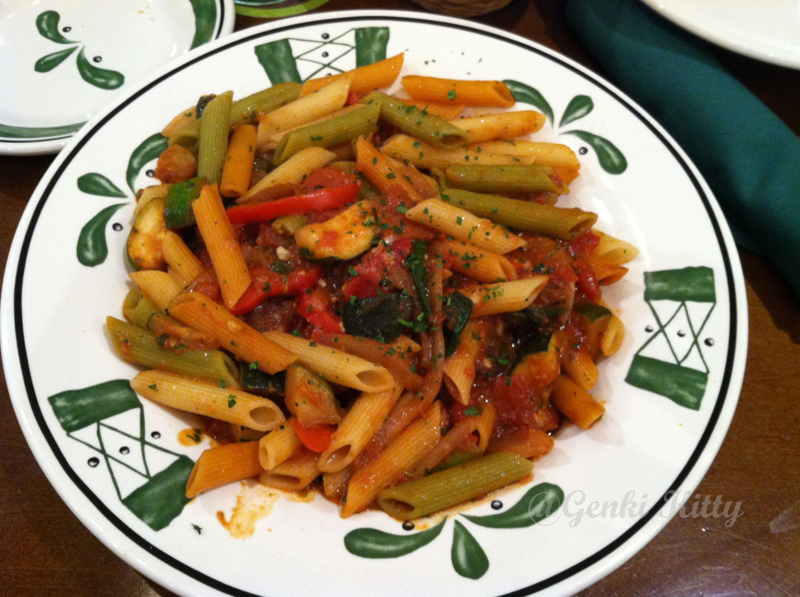 Vegan Options At The Olive Garden Vegan Restaurant Eats Pinterest Vegan Vegan Restaurants