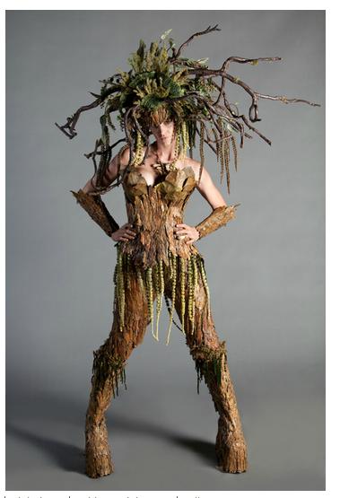 Arbol planta seres fant sticos trajes de hadas for Arboles para plantar en verano