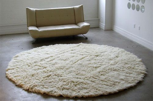 white round rug by smart bargains is one example product this white round rug product dimensions is 48 x 6 x 6 inches with 15 pounds shipping pounds