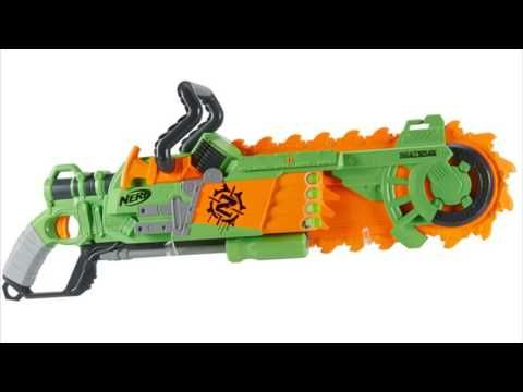 top 50 nerf gun - YouTube