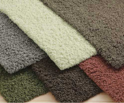 Choosing Eco Friendly Carpet Synthetic Carpet Carpet Green Shag Rug