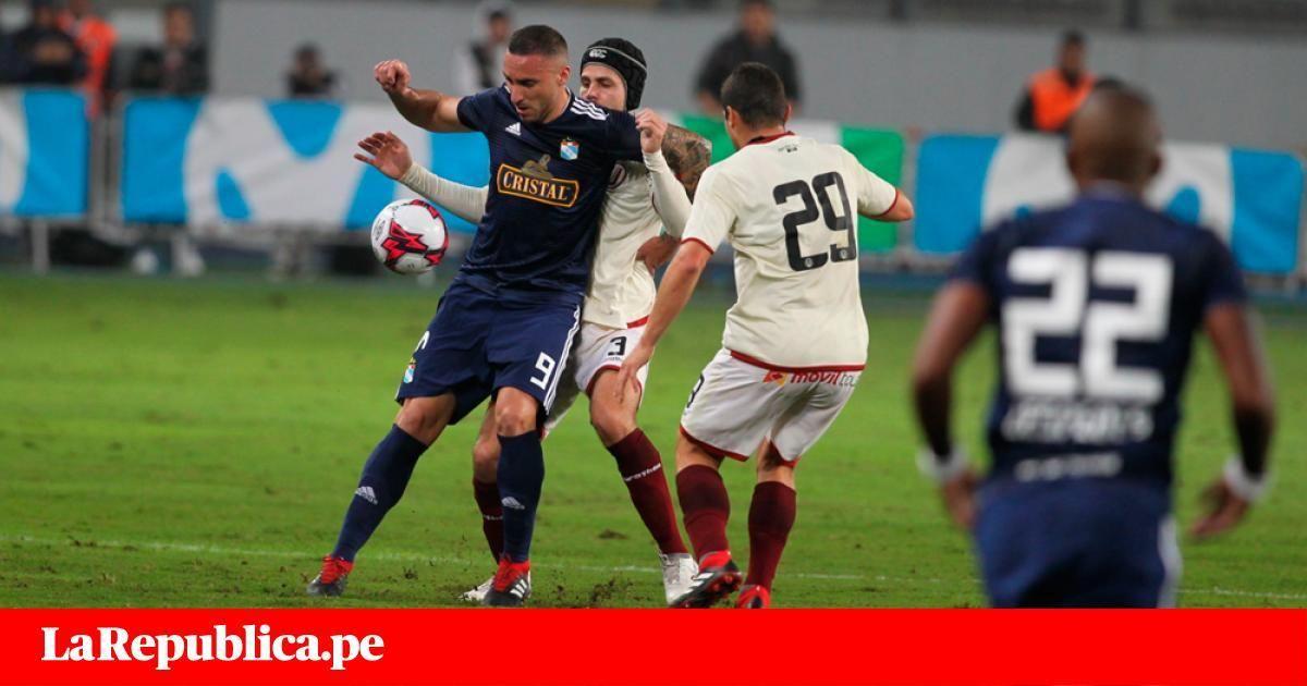Sporting Cristal se afianza en el liderato del Apertura, venció 1-0