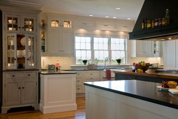 The Heart Of The Home Traditional Kitchen Boston Dalia