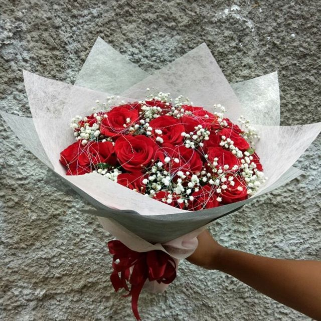 Premium Bouquet Red Roses Special Occasion mother day and