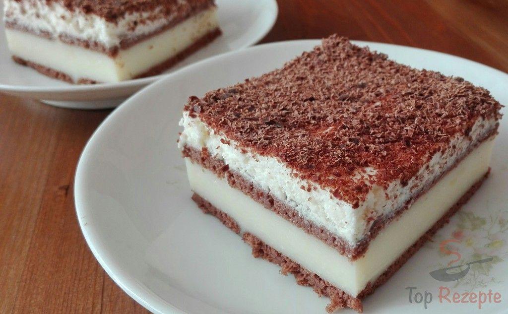 Kostlicher Puddingkuchen Aus Leckermaulchen Ohne Backen Top Rezepte De Rezept Kuchen Ohne Backen Desserts Ohne Backen Lecker