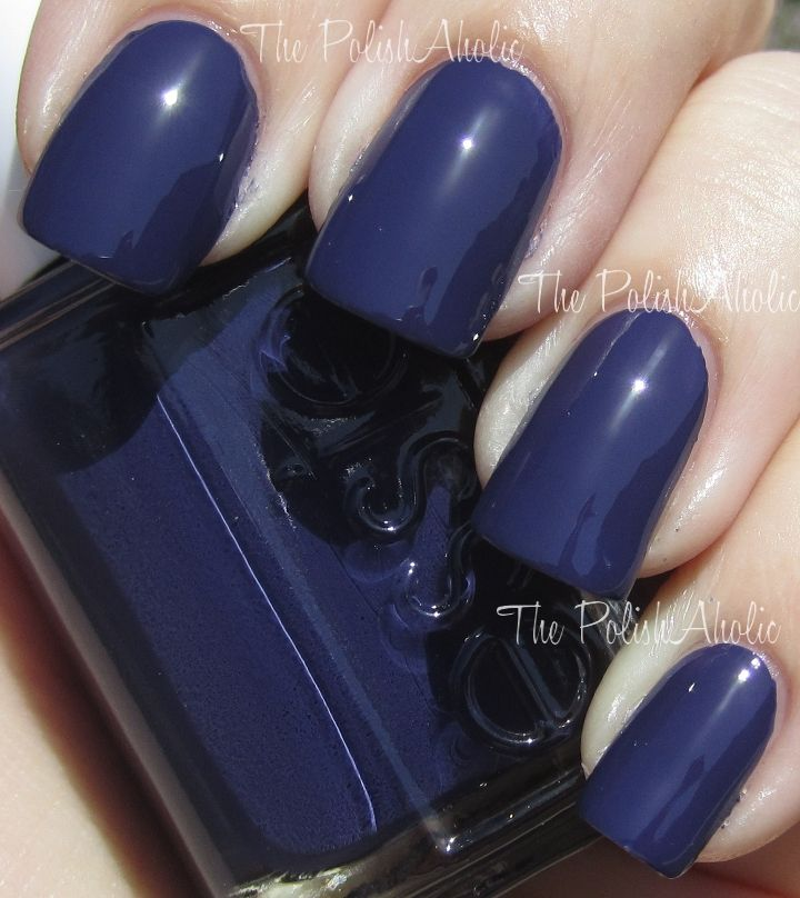 Love this color, esp for fall. Essie - No More Film.   nails ...