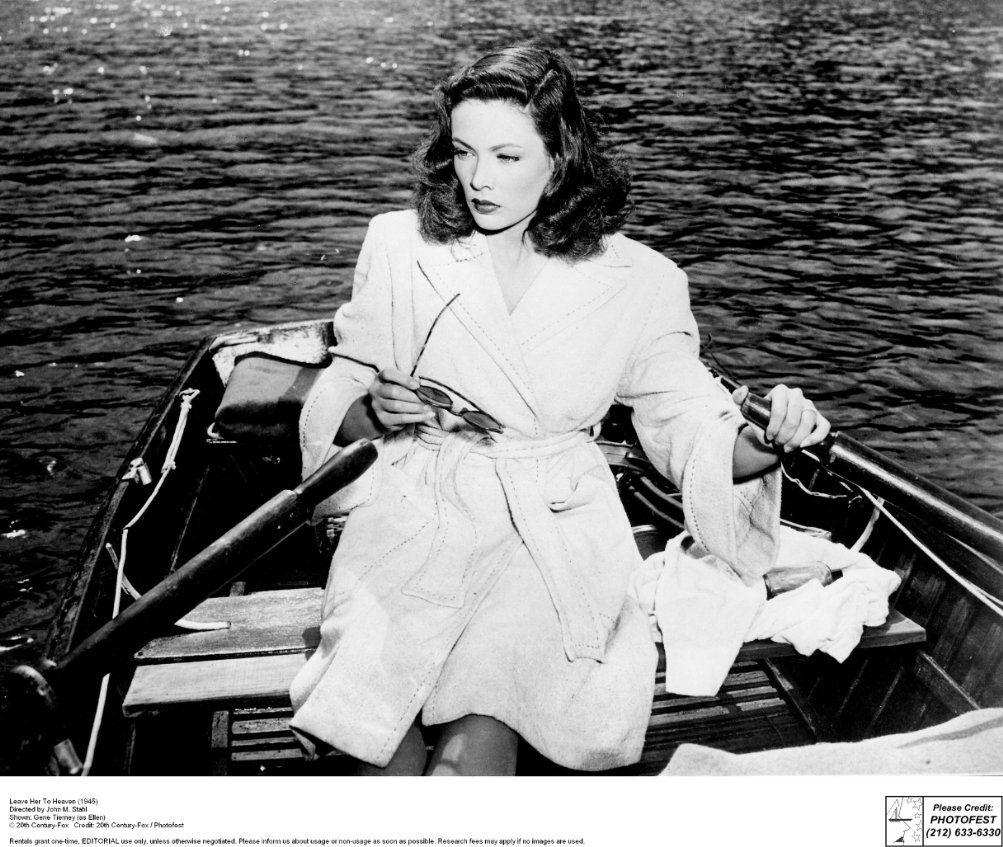 Leave Her to Heaven (1945) - IMDb--Gene Tierney
