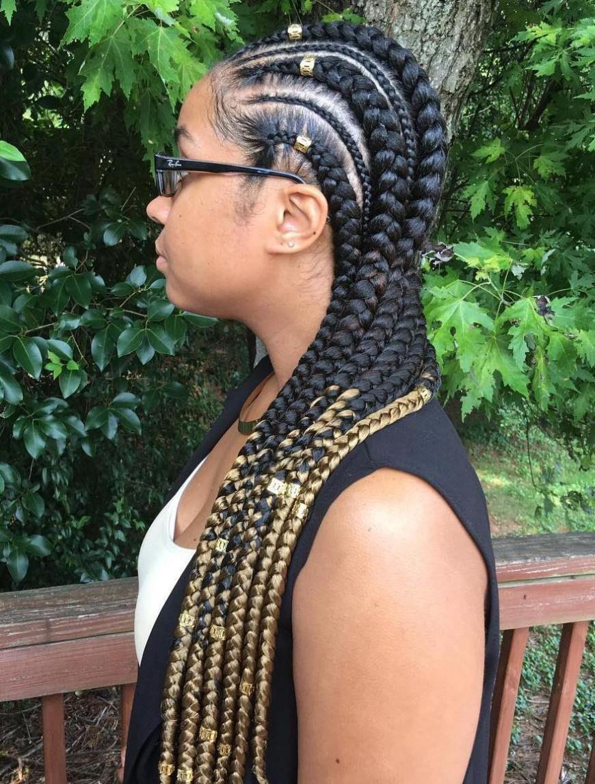 Ghana Braids Hairstyles 20 Totally Gorgeous Ghana Braids For An Intricate Hairdo  Pinterest