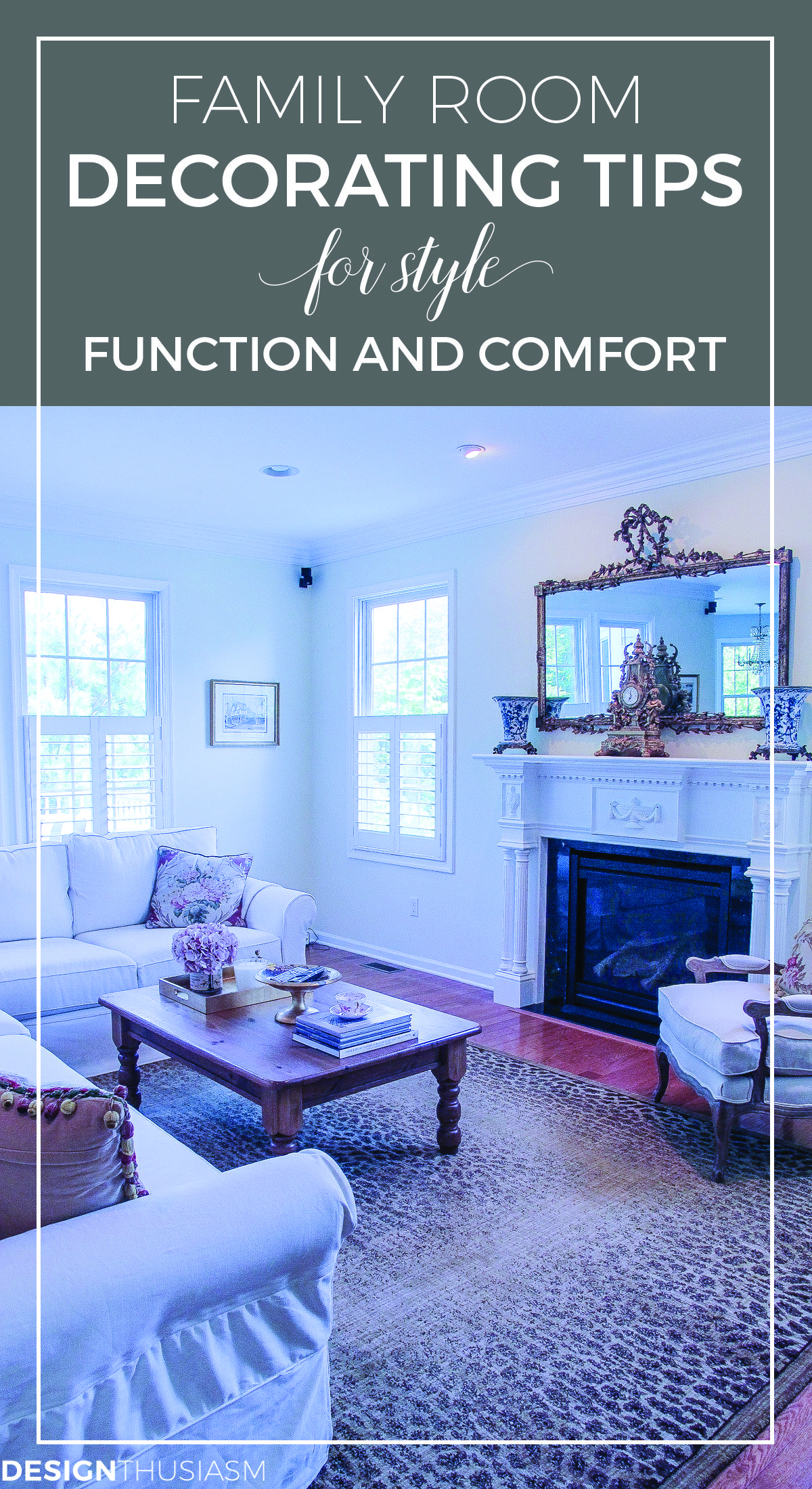How to Create a Comfortable Functional and Beautiful Den my